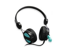 Headset Med Mikrofon Och Stereo
