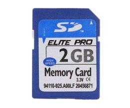 SD-kort 2GB