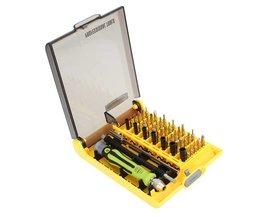 45 IN 1 Skruvmejsel Reparationsverktyg För Mobiltelefon