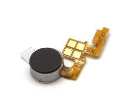 På / Av-knapp och vibrationsmotor Flex för Samsung Galaxy Note 3