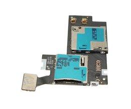 SIM-korthållare för Samsung Galaxy Note