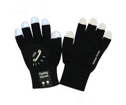 Ljushållande Touchscreen Handskar