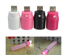 Mini USB LED-lampa