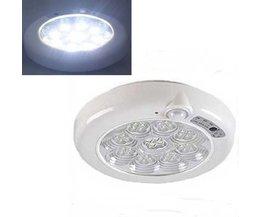 LED nödljus taklampa