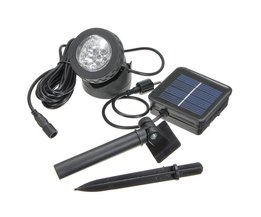 LED-belysning Utomhus Vattentät