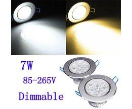 Dimbar LED Downlights