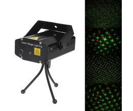 Disco Laser Light