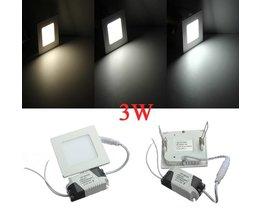 Tak LED-strålkastare