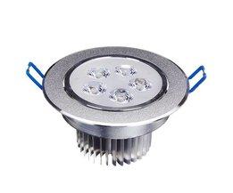 Inbyggd LED Spot 5W