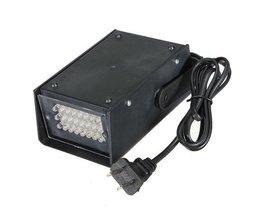 Podiumbelysning LED 3W