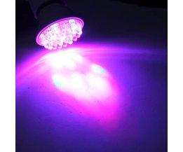 LED växlar ljus E27