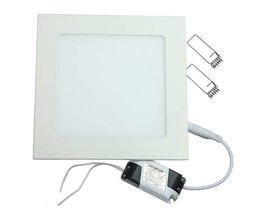 Square Dimmable LED