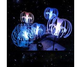 LED-lampans atmosfär