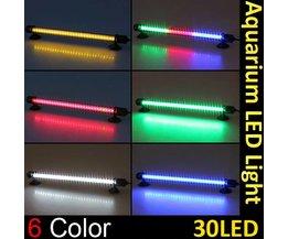 LED Strip för akvarium i flera färger