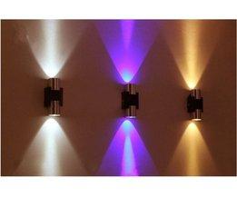 Upp-ned LED-ljus