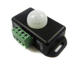 12V-24V PIR Sensor Switch Controller