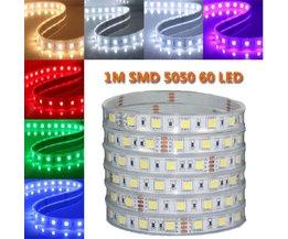 Vattentät LED Strip Light 1M