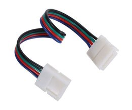 Led Strip Connector 4 Pins