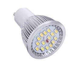 GU10 spotlampor