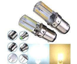 Mini dimbar LED-lampa (BA15D, 3W)