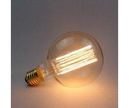 Retro LED-lampa med E27 Montering