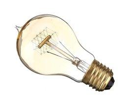 Romantisk glödlampa med E27