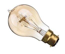 Edison Retro Industrial Carbon Wire Lampa 110V eller 220V