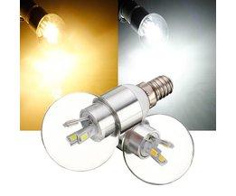 Sfärisk LED-lampa päron