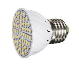 SMD 3528 LED med E27 Montering