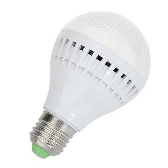 5W LED-lampa med E27 Montering