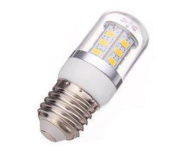 LED-lampor E27 Montering