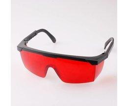 Laserglasögon för grönt ljus