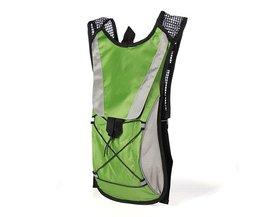 Vatten nylon ryggsäck