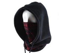Fleece Hood Multifunktionell
