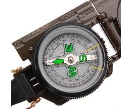 Lensatisk kompass