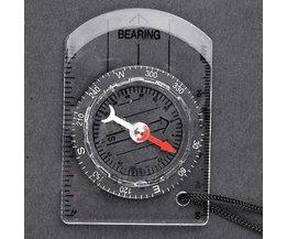 Prova allt i en plåtkompass