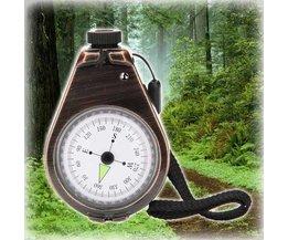 Kompass utomhus