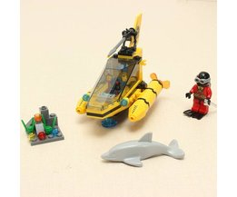 Lego Submarine From Enlighten
