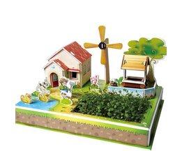 Leksaksgård med frön
