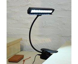 Justerbar lampa