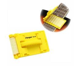 Rengöringsverktyg FA-30 gitarrsträngar