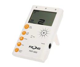 FMT 600-tuner för strängar