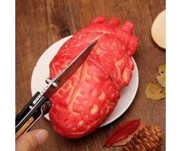 Halloween dekoration: Bloody Heart