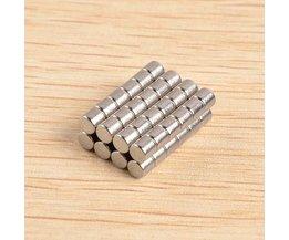 Mini Neodym Magneter 50 stycken