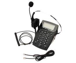 Doboly D610 telefon headset