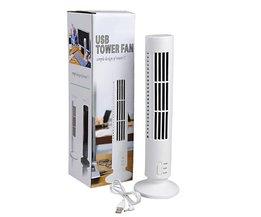 USB Tower Fan