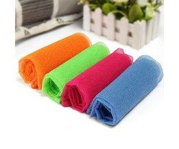 Nylon Scrub Handduk