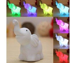 Elephant Lampa