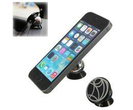 Magnetisk hållare för smartphones