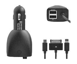 Multi-laddare för USB-enheter